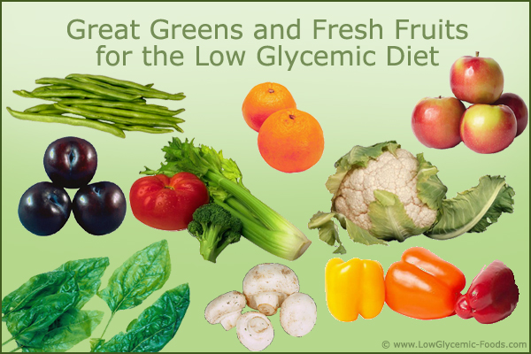 Low Glycemic Diet: Benefits, Foods & Sample Plan